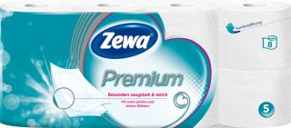Zewa Premium (8 Rolls)