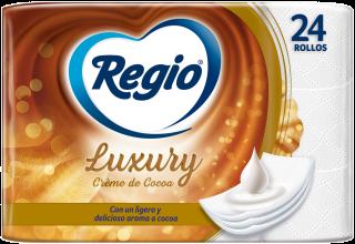 Regio Papel Higiénico Luxury Créme de Cocoa