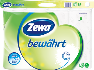 Zewa Bewährt