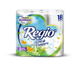 Regio Papel Higiénico  Aires de Frescura