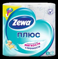Zewa Туалетний папір  Плюс Океанська свіжість