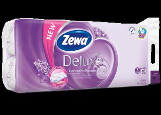 Zewa Deluxe Lavender Dreams