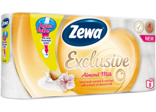 Zewa Exclusive Almond Milk