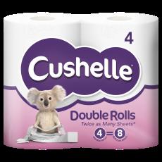 Cushelle Double Rolls