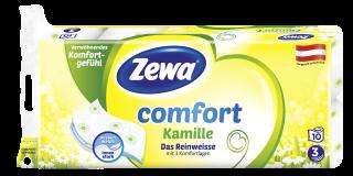 Zewa comfort Das Reinweisse Kamille