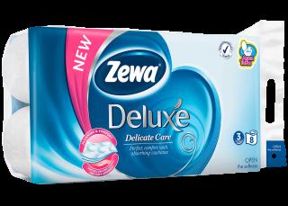 Zewa Deluxe Delicate Care