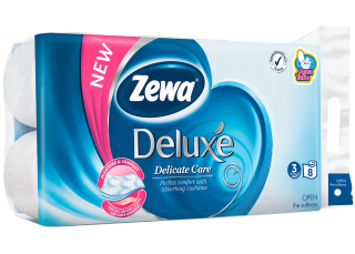 Zewa Туалетний папір  Deluxe