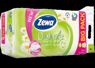 Zewa Deluxe Camomile Comfort