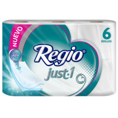 Regio Papel Higiénico  Just 1