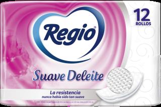 Regio Papel Higiénico  Suave Deleite