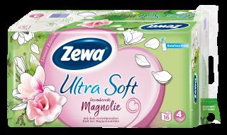 Zewa Ultra Soft Bezaubernde Magnolie 16x150