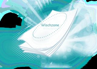 Zewa Premium Wischzone