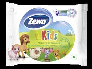 Zewa Вологий туалетний папір  Kids