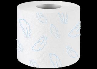 Zewa samtig  toilet roll 2